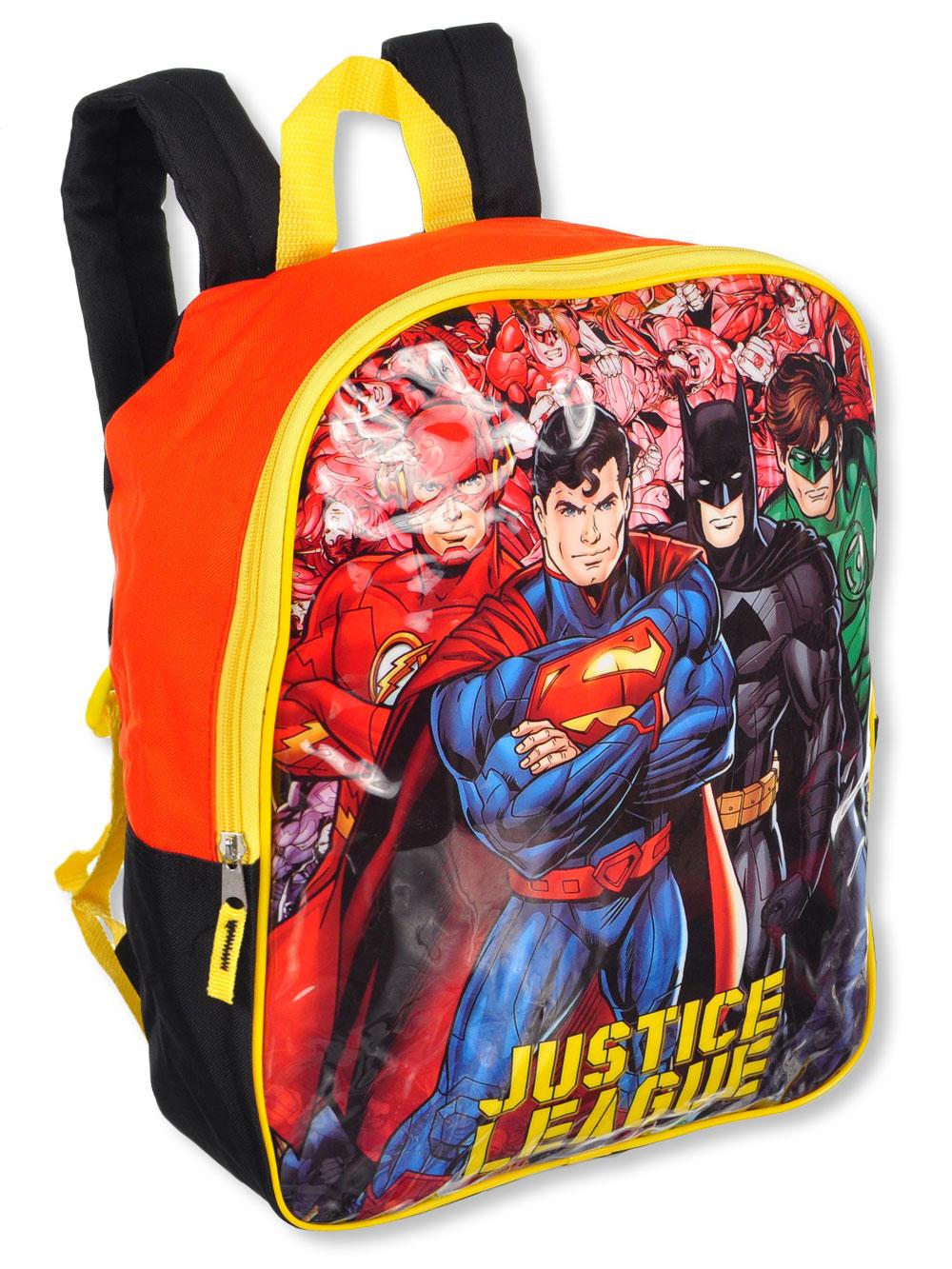 87efec7f3490 Justice League Backpack