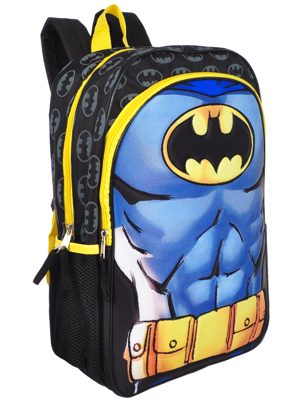 7dedcc41ab95 Batman Backpack