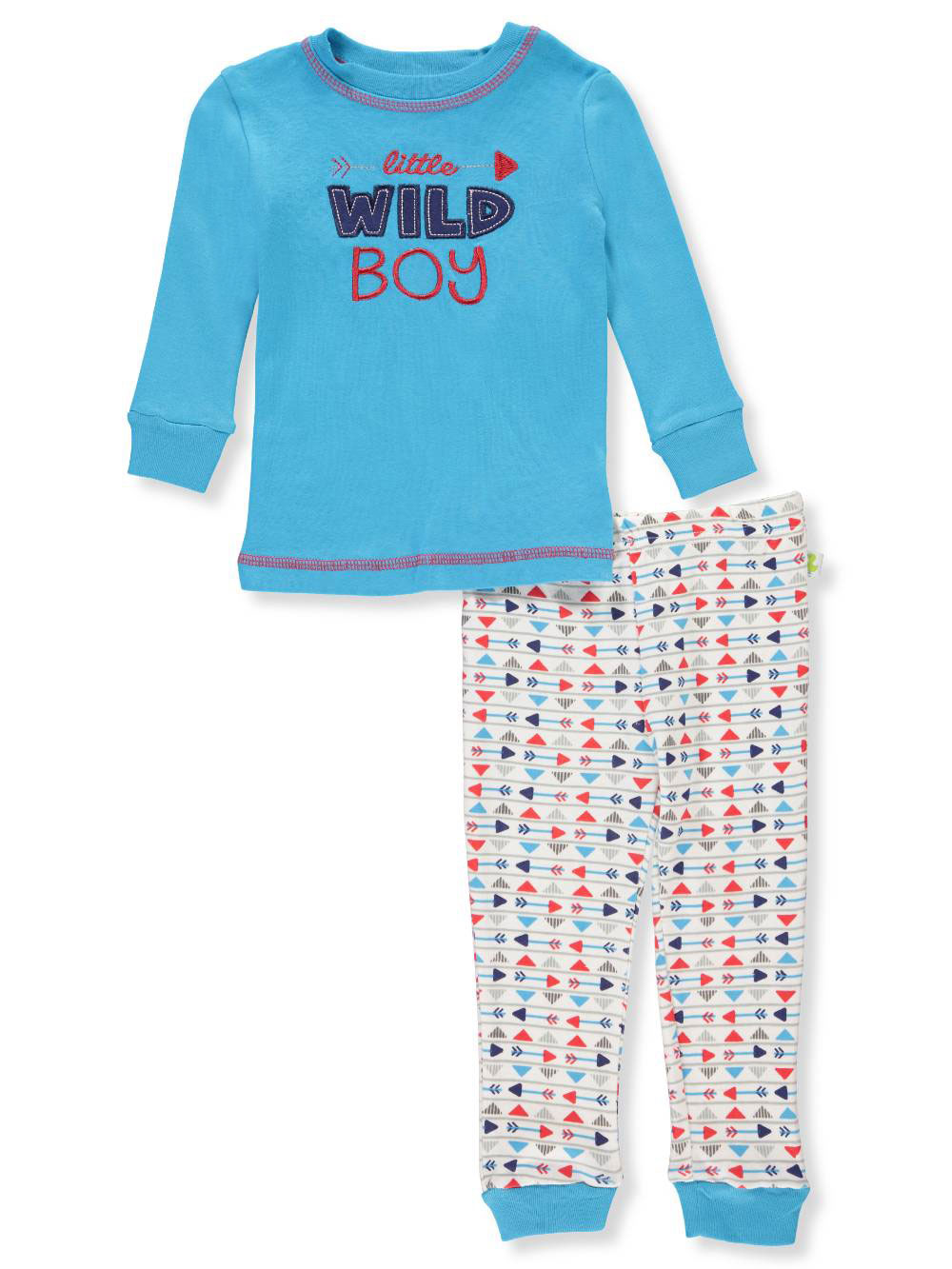 Duck Duck Goose Baby Boys 2 Piece Pajama Set