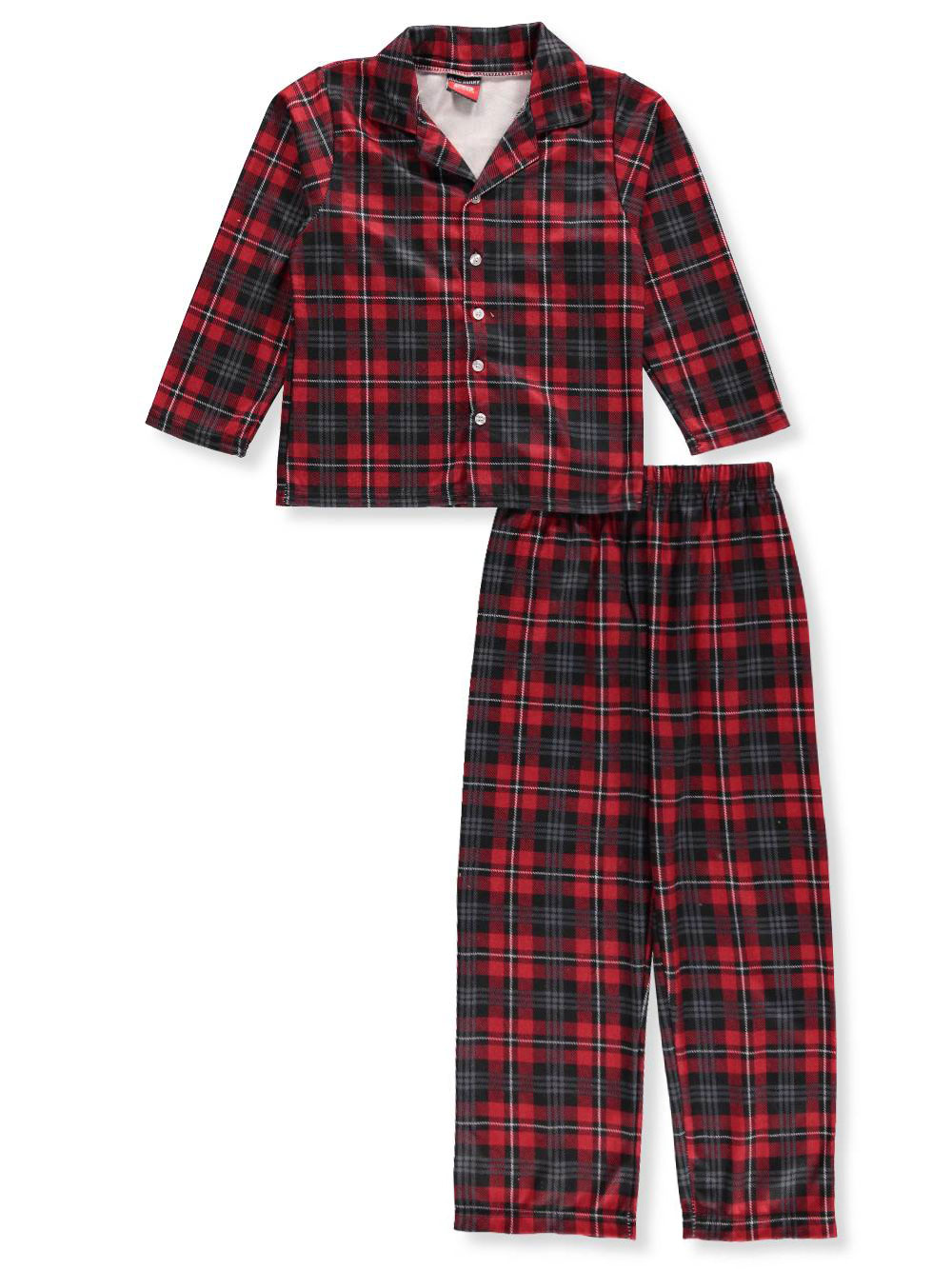 4290997c2 Boys  2-Piece Pajamas by Mac Henry in gray multi and navy multi from ...