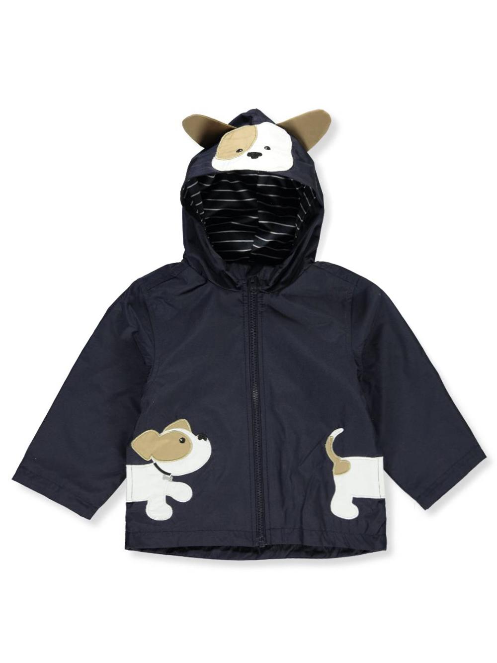 d811a11d5 London Fog Baby Boys  Hooded Rain Jacket