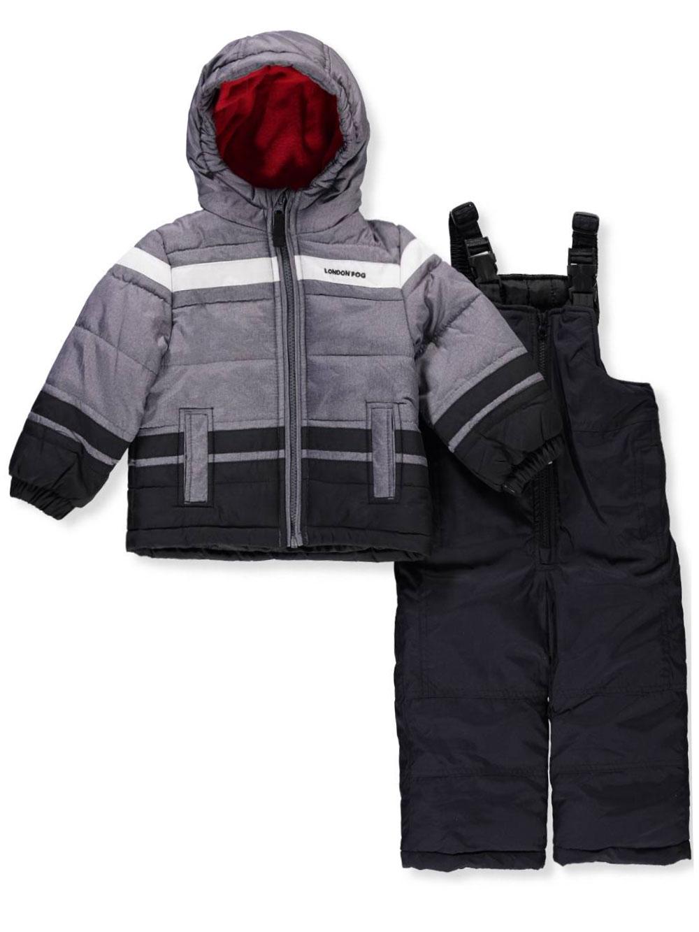 fcfa58025 London Fog Baby Boys  2-Piece Snowsuit