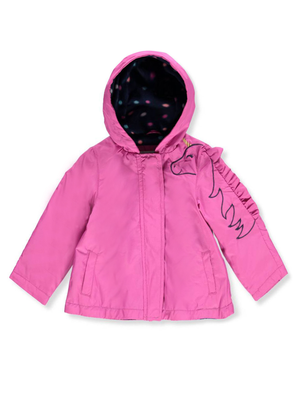 a1d5bf012 Carter s Baby Girls  Hooded Jacket
