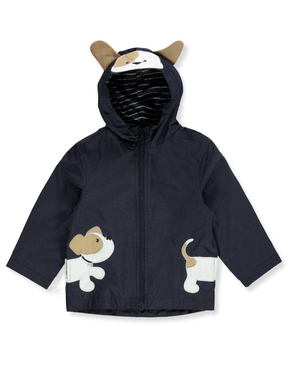 008af2f3e London Fog Baby Boys  Hooded Windbreaker Jacket