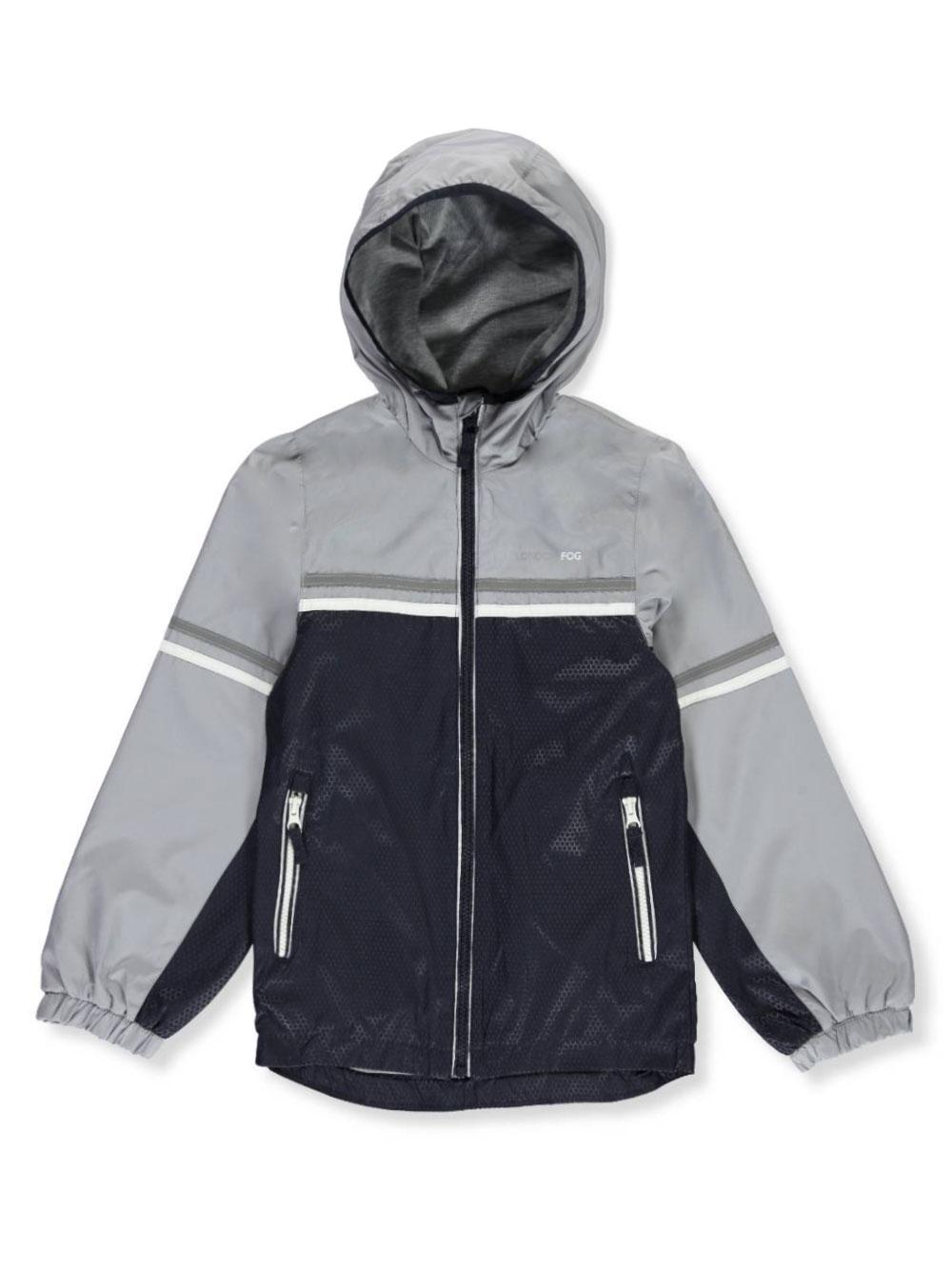 9f1101489 London Fog Boys Hooded Windbreaker Jacket