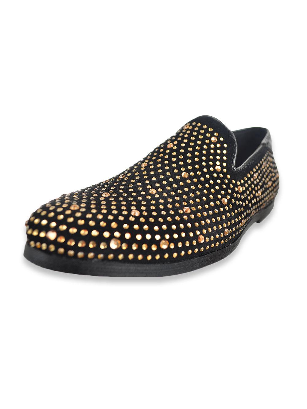 Boys' Studded Loafers by Jodano