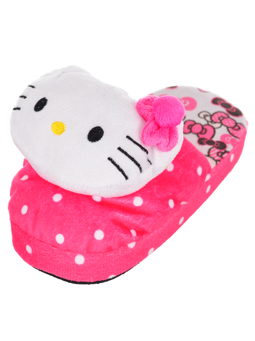 c4977ea16 Hello Kitty Girls' Slippers (Sizes 5 – 10)