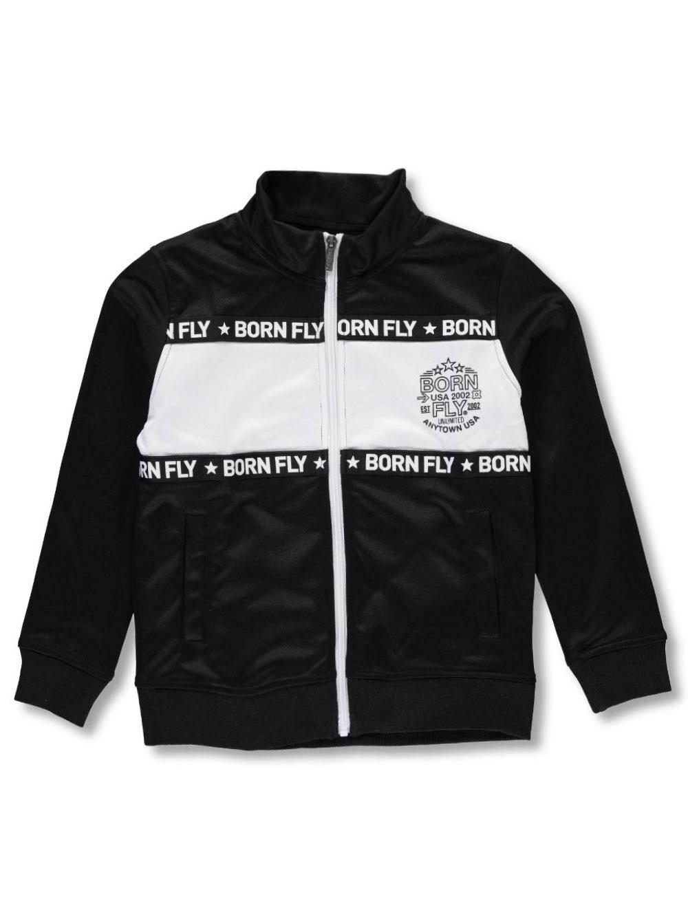 Born Fly Boys Tricot Track Jacket