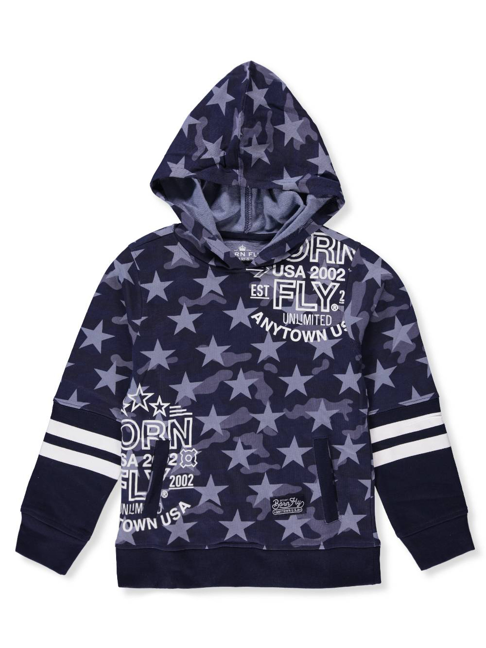 Born Fly Boys French Terry Hoodie