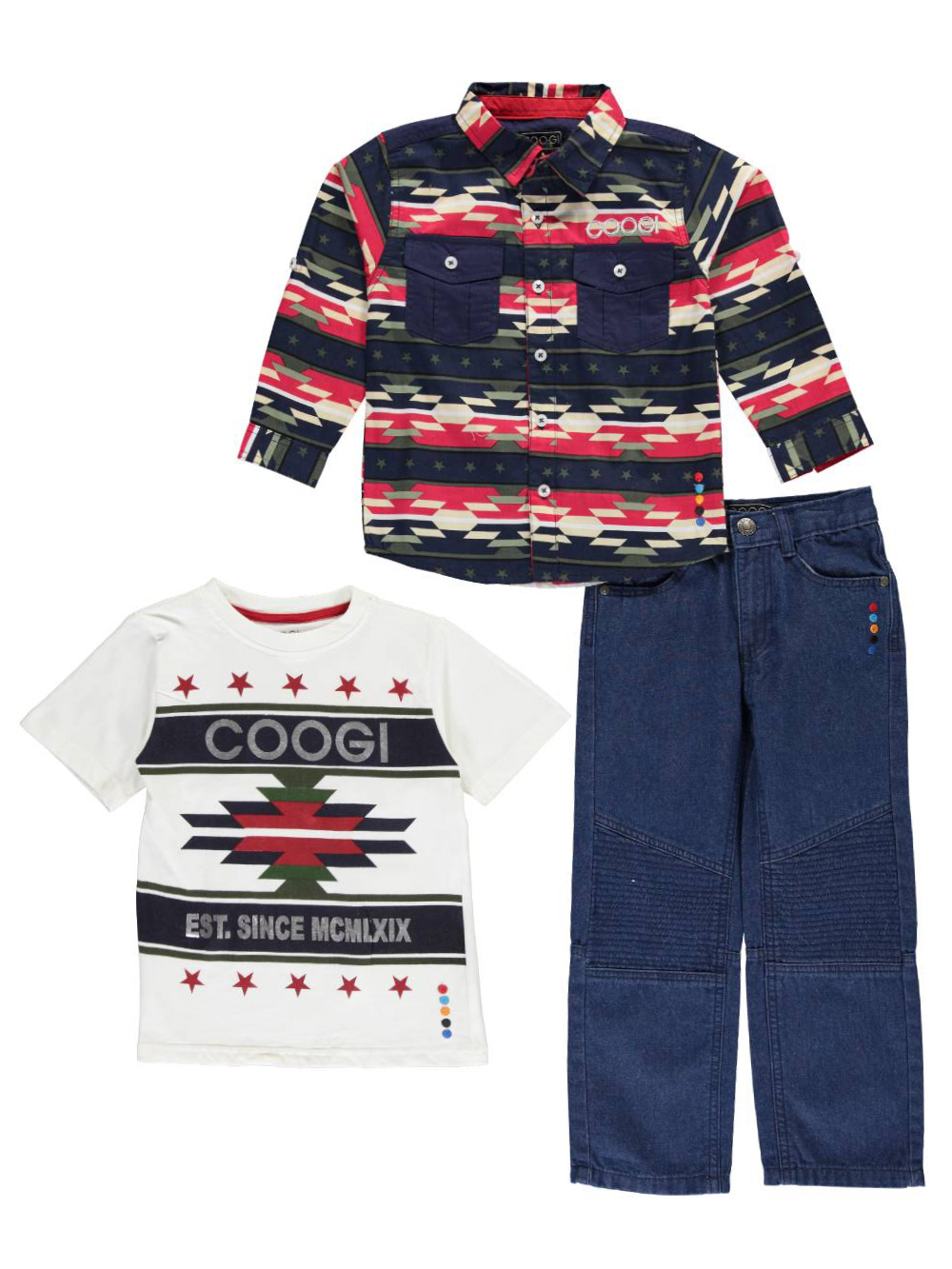 Coogi Little Boys'