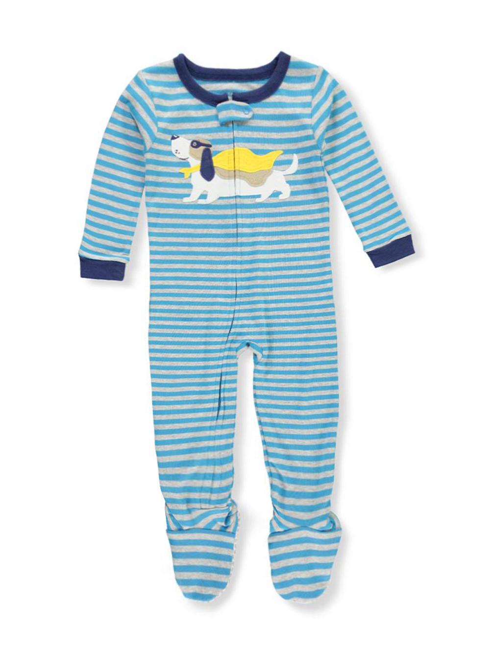 75d7c70b11 Carter s Boys  Footed Pajamas