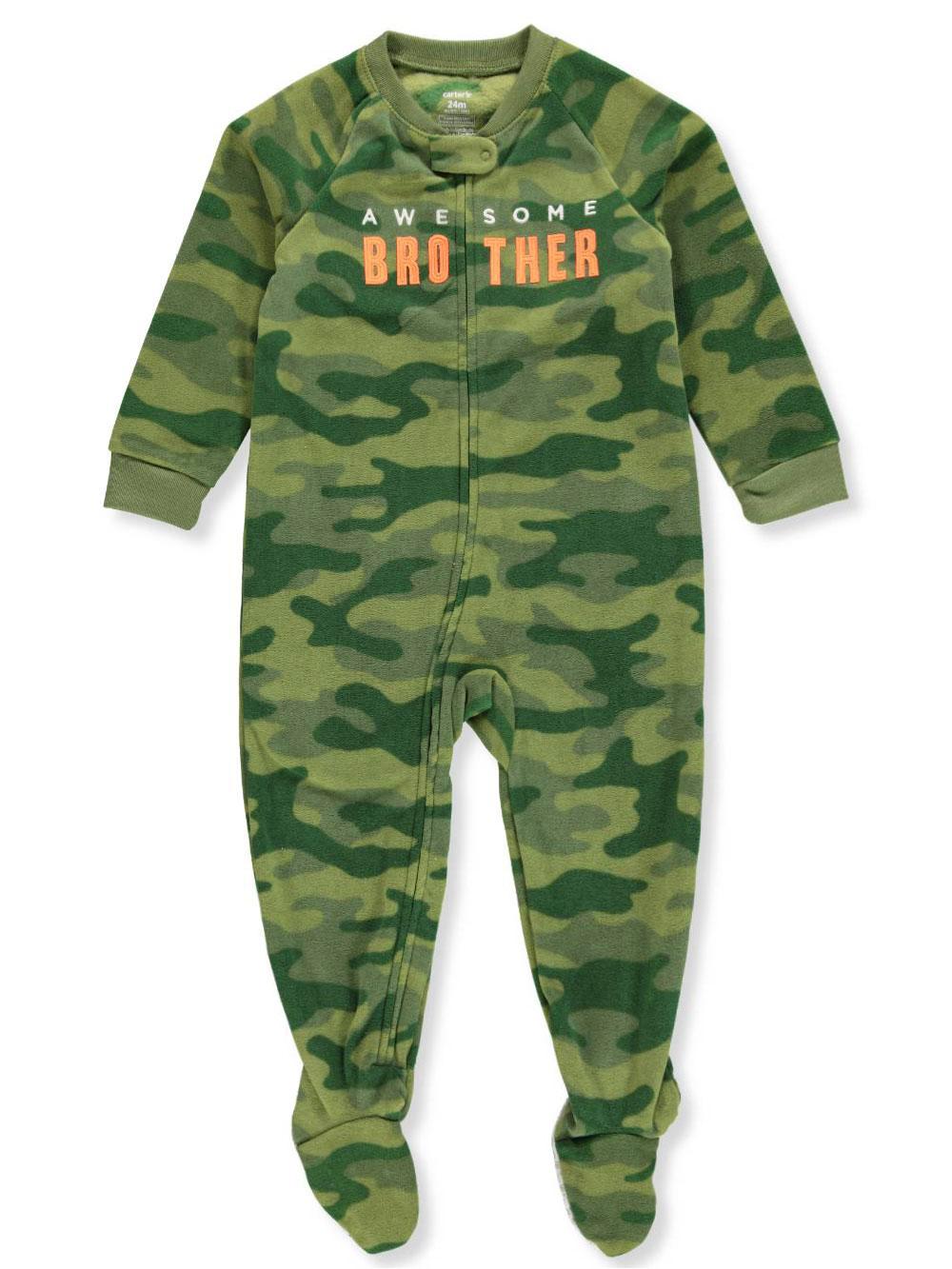 5bc06c462 Carter's Baby Boys' 1-Piece Footed Pajamas