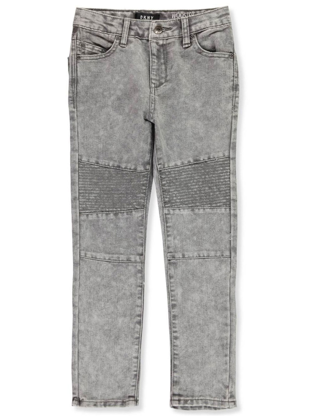 2f7f8876a Boys' Skinny Jeans by DKNY in a classic mojito cloud gray and blue ...