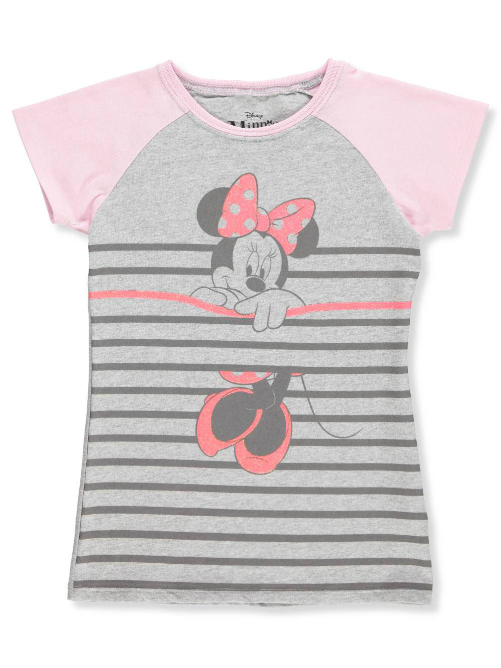 c25cc3bcf4c Disney Minnie Mouse Girls  T-Shirt
