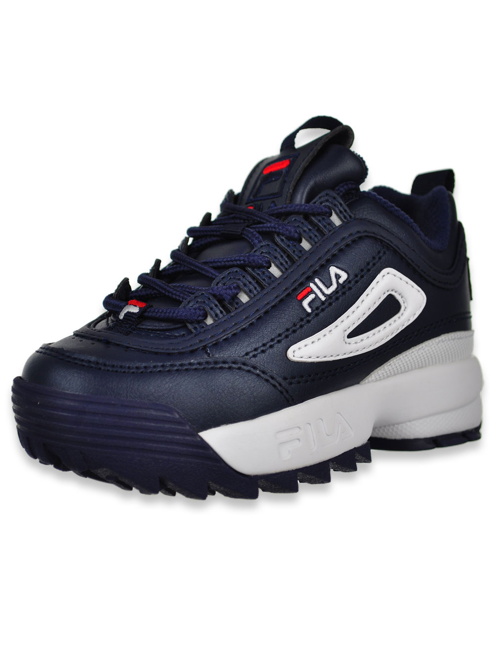 Fila Boys' Disruptor II Sneakers (Sizes 11.5 – 3)