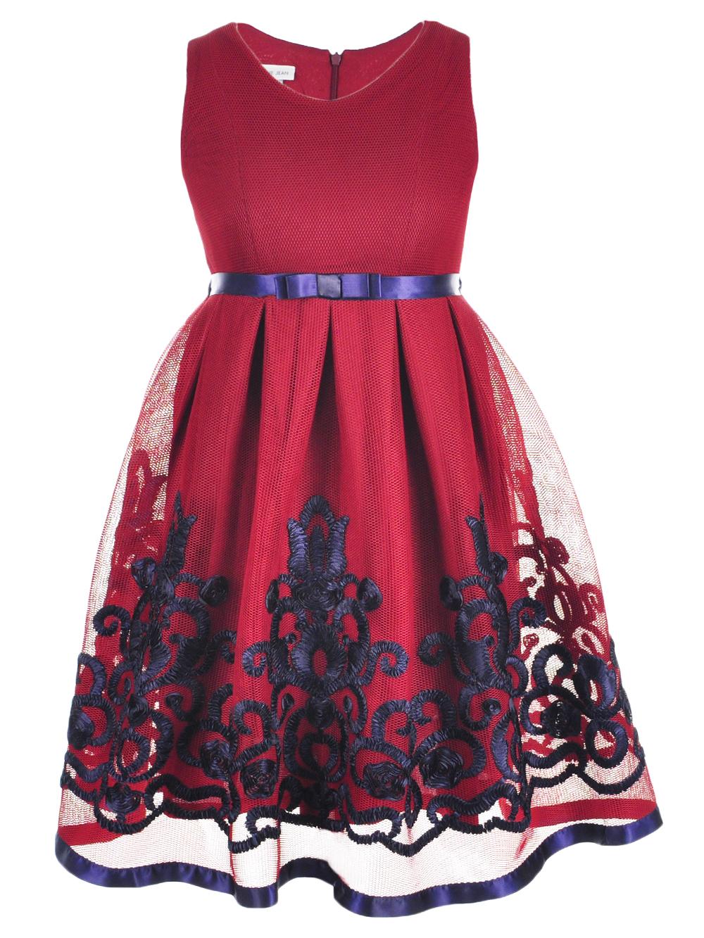Girls Plus Size Dresses