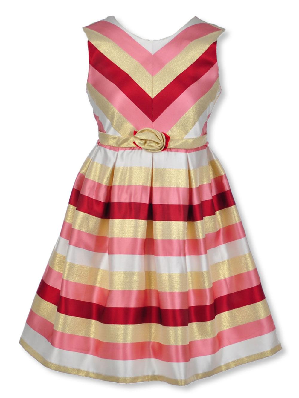 Bonnie Jean Plus Size Girls\' Dress