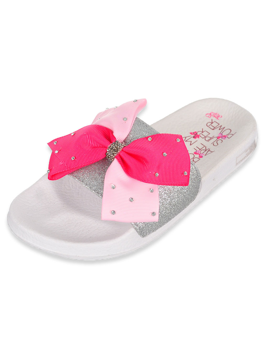 fd4ba9b3c0a9 Jojo Siwa Girls  Slide Sandals (Sizes 13 – 5)