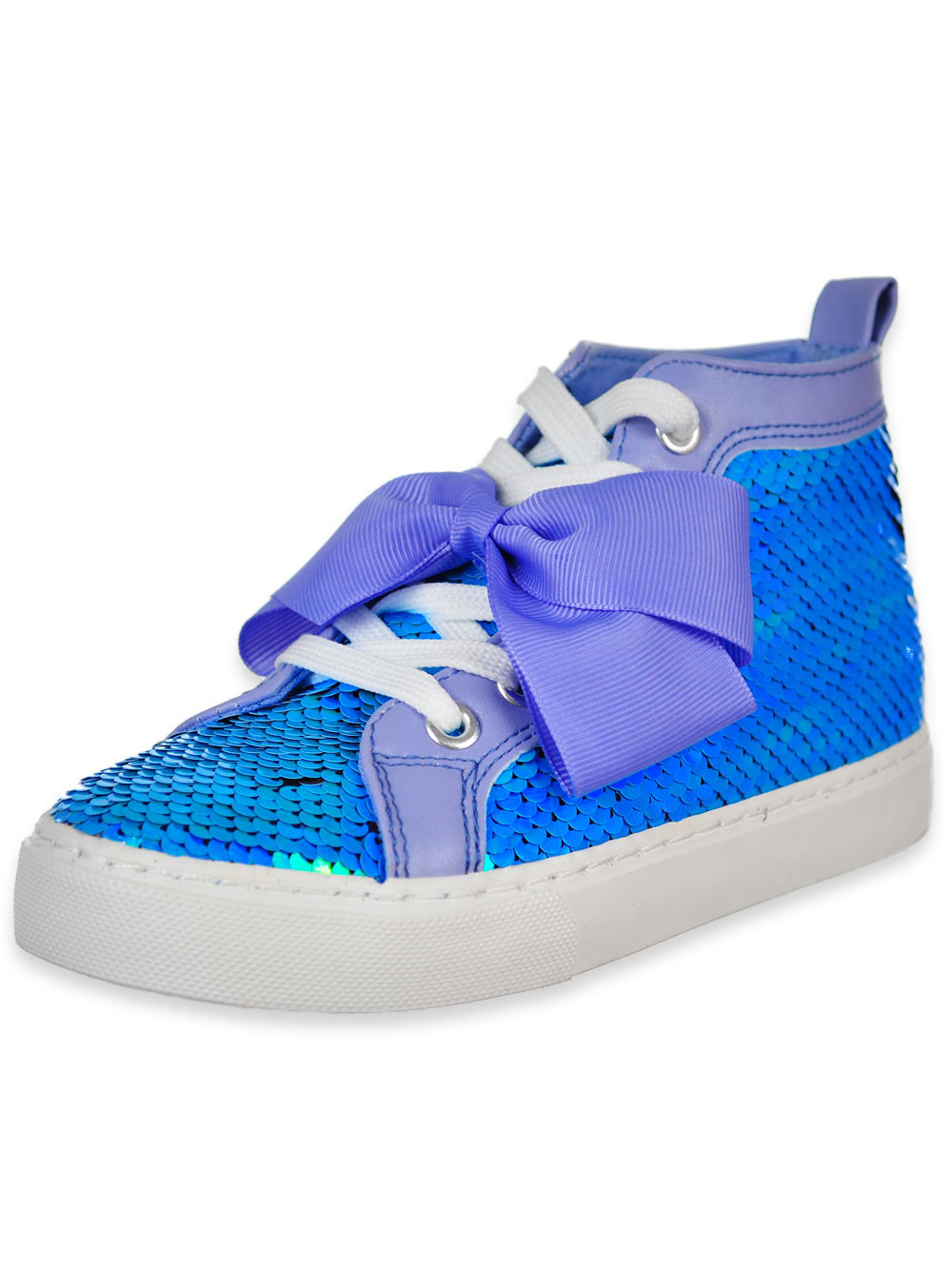 Jojo Siwa Girls/' Hi-Top Sneakers Sizes 12-4