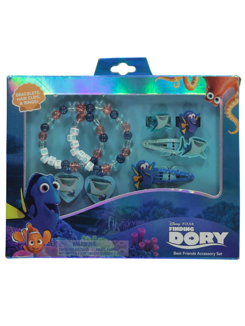 Finding Dory Best Friends Accessory Set