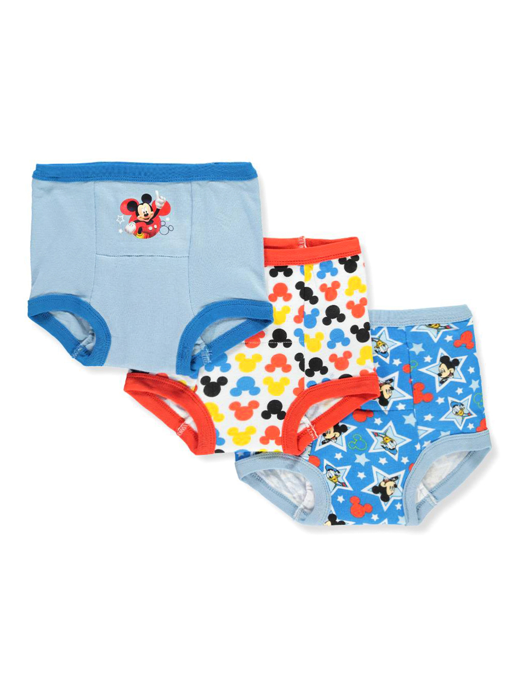 Mickey Mouse toddler boy 3-pack or 7-pack Potty Training Pant