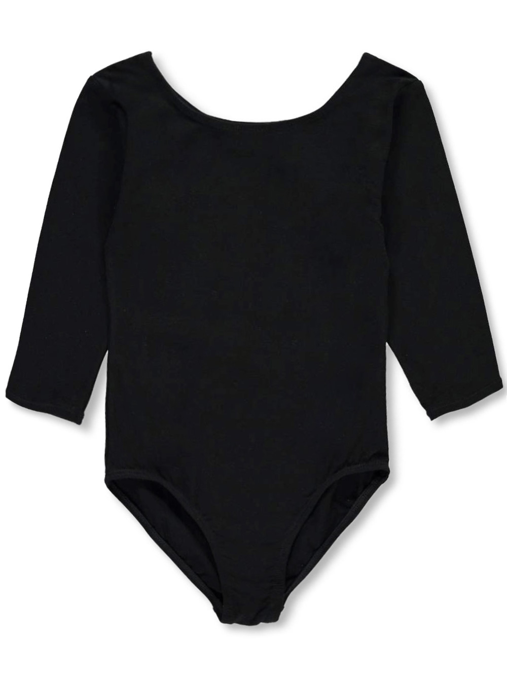 Marilyn Taylor Girls/' 3//4 Sleeve Dancewear Leotard