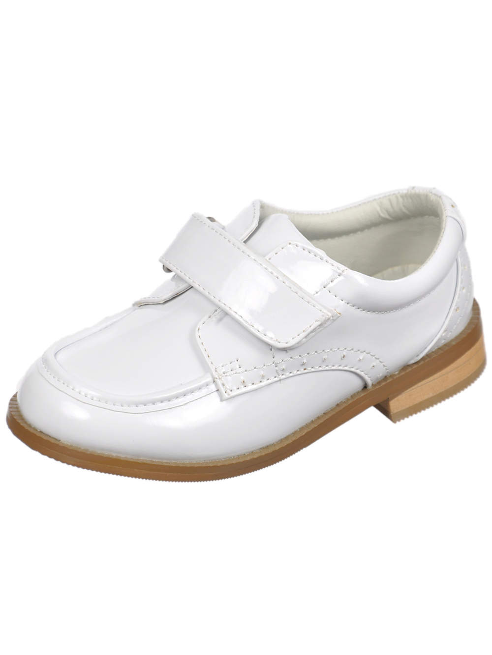 Image of Josmo Oreille Brogue Dress Shoes Toddler Boys Sizes 5  12