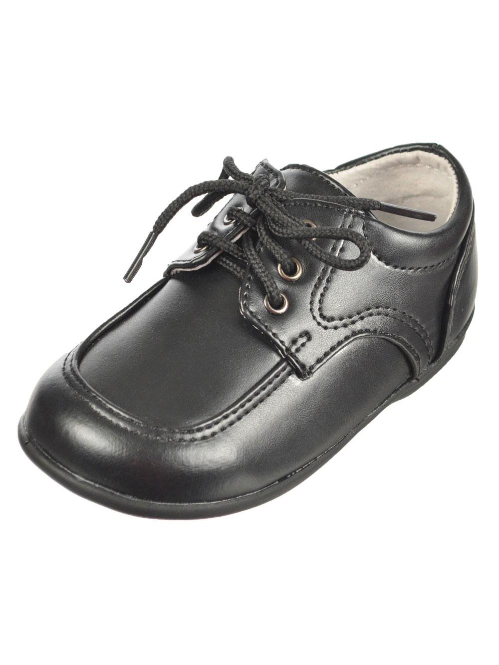 Image of Josmo Boys Mason Dress Shoes Infant Sizes 2  8