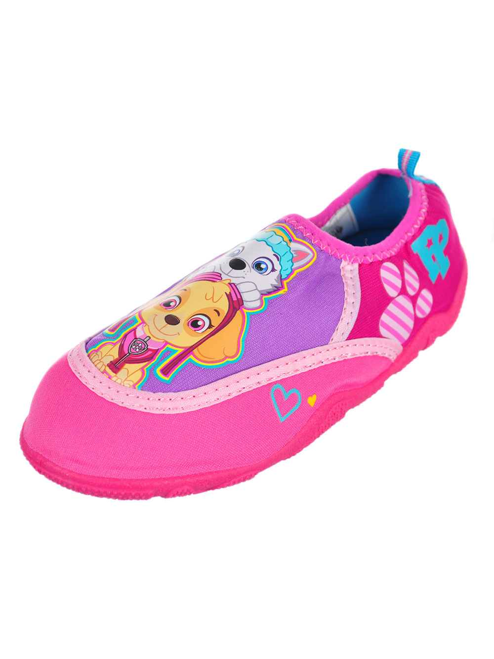 Paw Patrol Girls' Water Shoes (Sizes 5 – 12) - CookiesKids.com