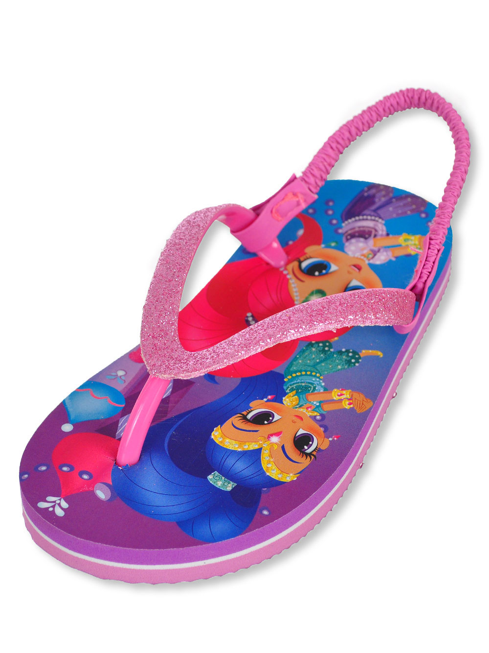 d698fe207f6f Girls  Sandals by Shimmer and Shine in Pink multi from Cookie s Kids