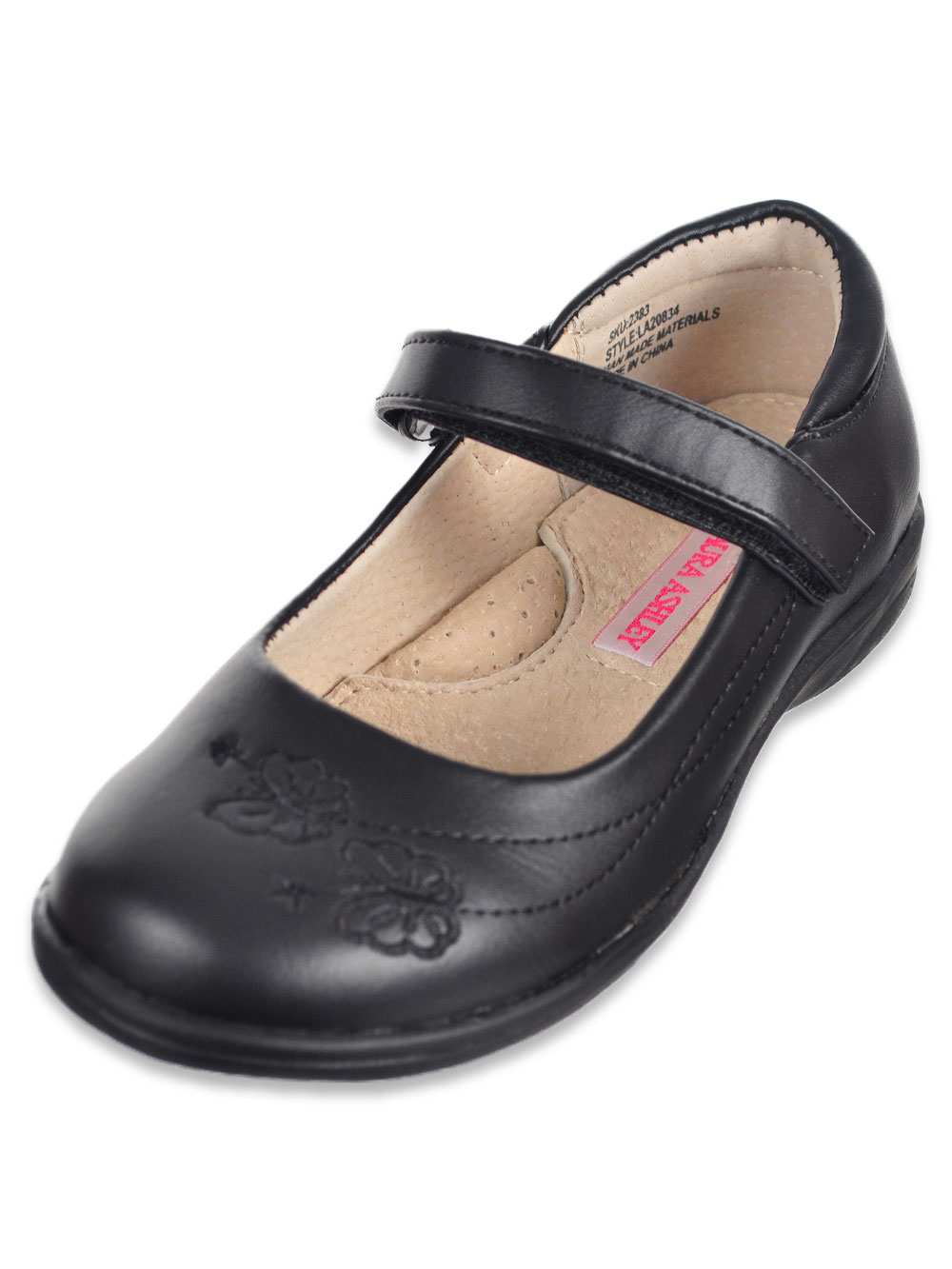 d256d2c266cc0 Laura Ashley Girls' Mary Jane Shoes (Sizes 11 – 3)