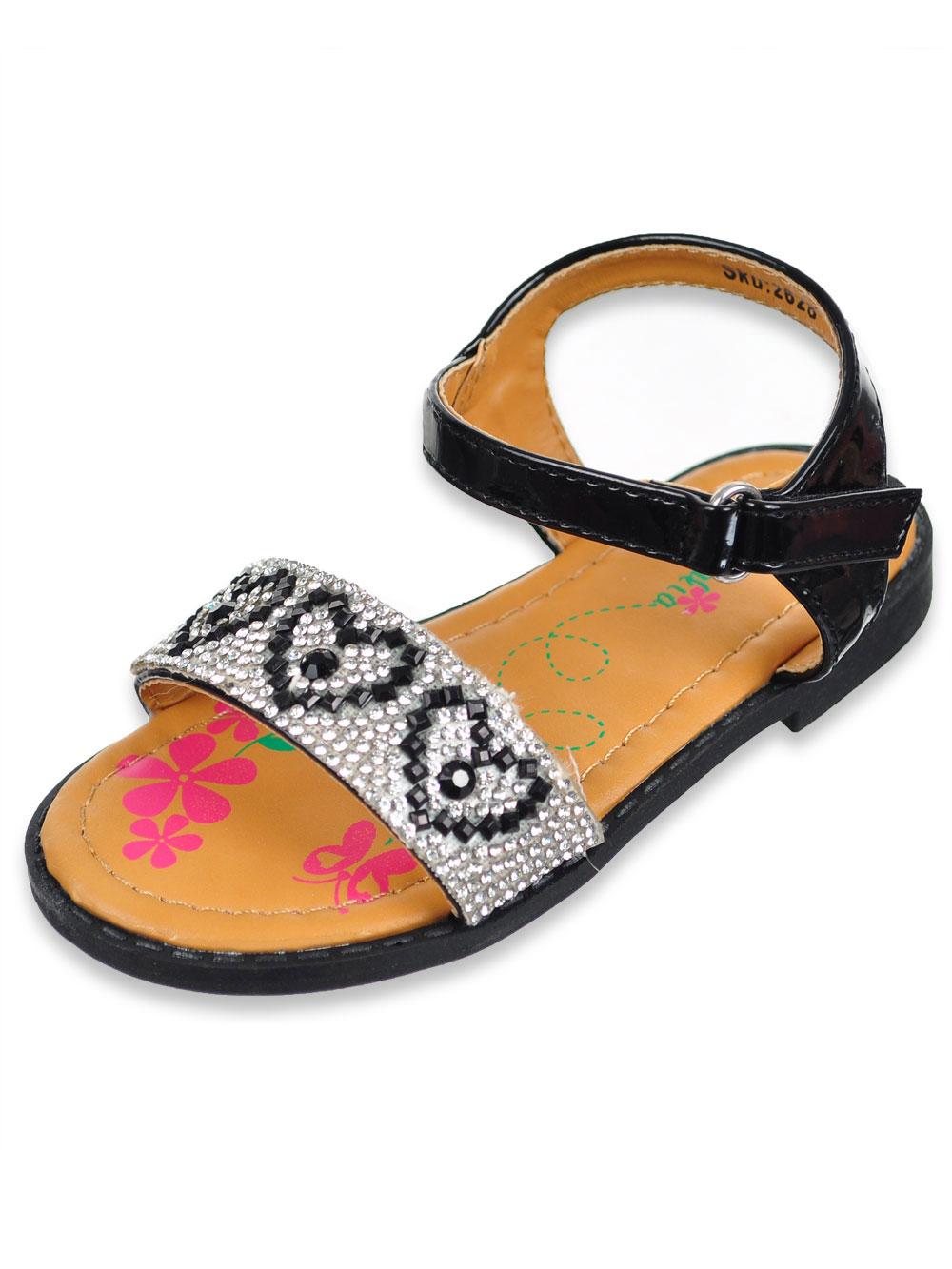 09bb8df0bb1c Petalia Girls  Sandals (Sizes 5 – 10)