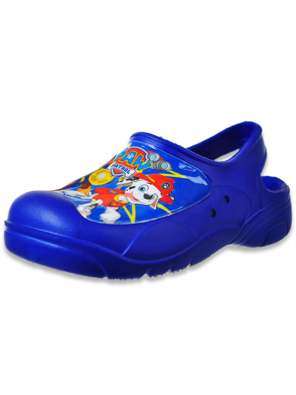 e6ef38ae543a Paw Patrol Boys' Croc Shoes (Sizes 5 – 12)