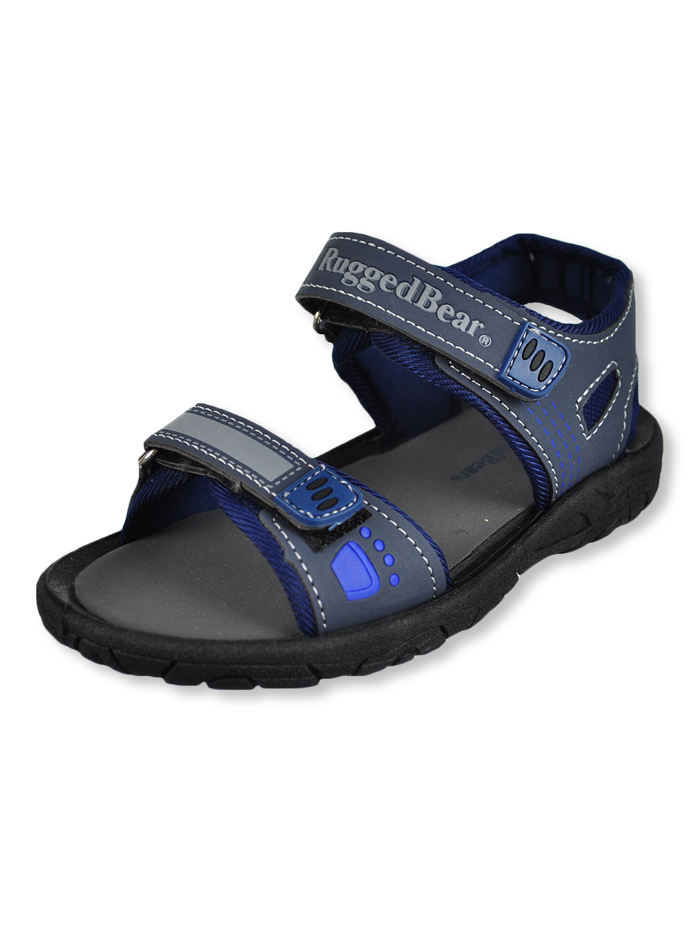 Boys Double Strap Sport Sandals By
