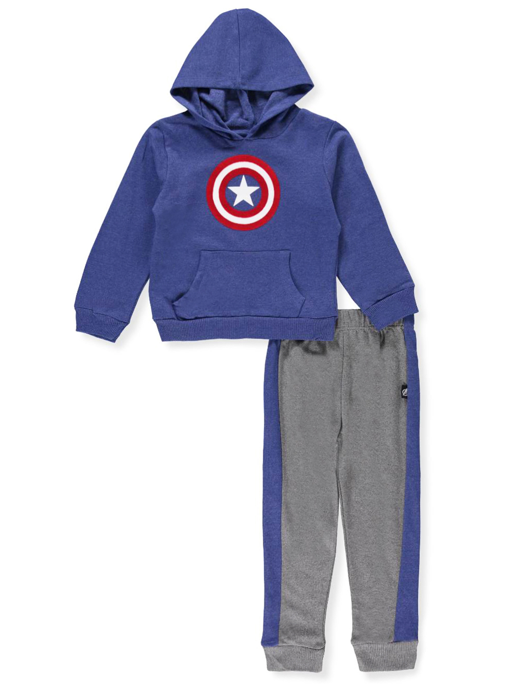 a4f795dae Disney Captain America Boys  2-Piece Pants Set Outfit