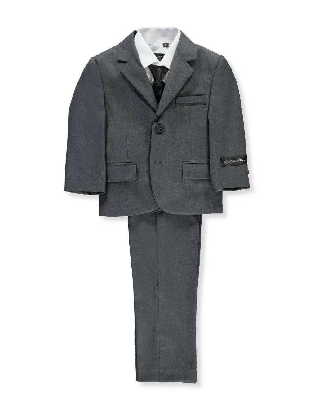 b98842a39175 Kids World Baby Boys' 5-Piece Suit