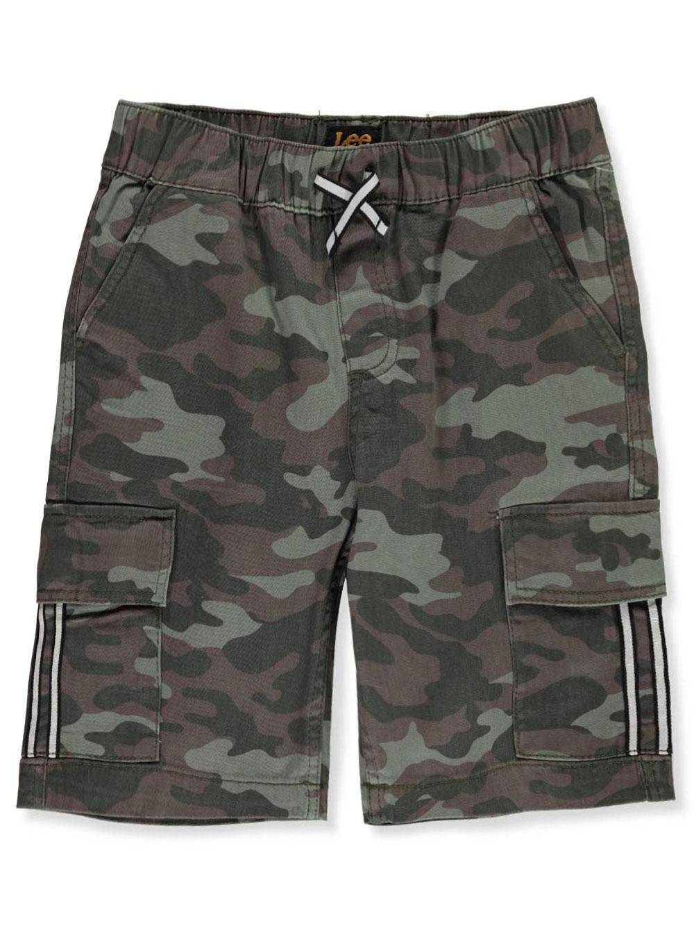 743f7c3c3a Lee Boys' Twill Cargo Shorts