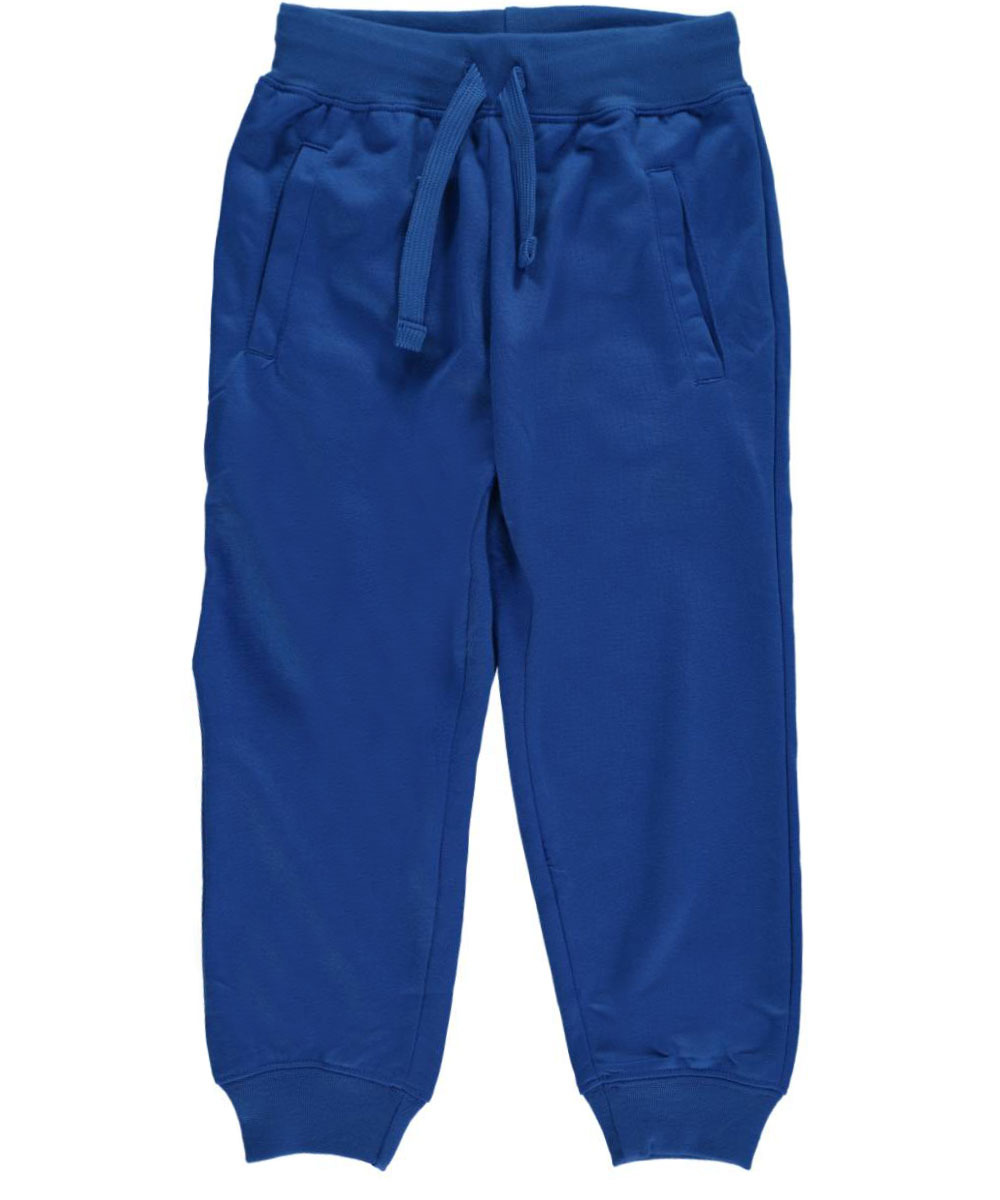 Image of Range Little Boys Classic French Terry Joggers Sizes 4  7