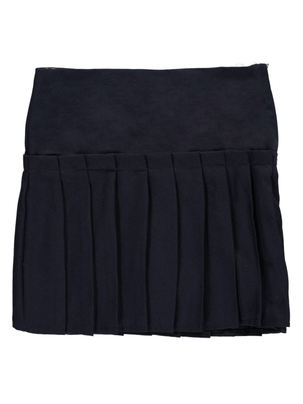 Image of Genuine Big Girls Drop Pleat Scooter Skirt Sizes 7  16