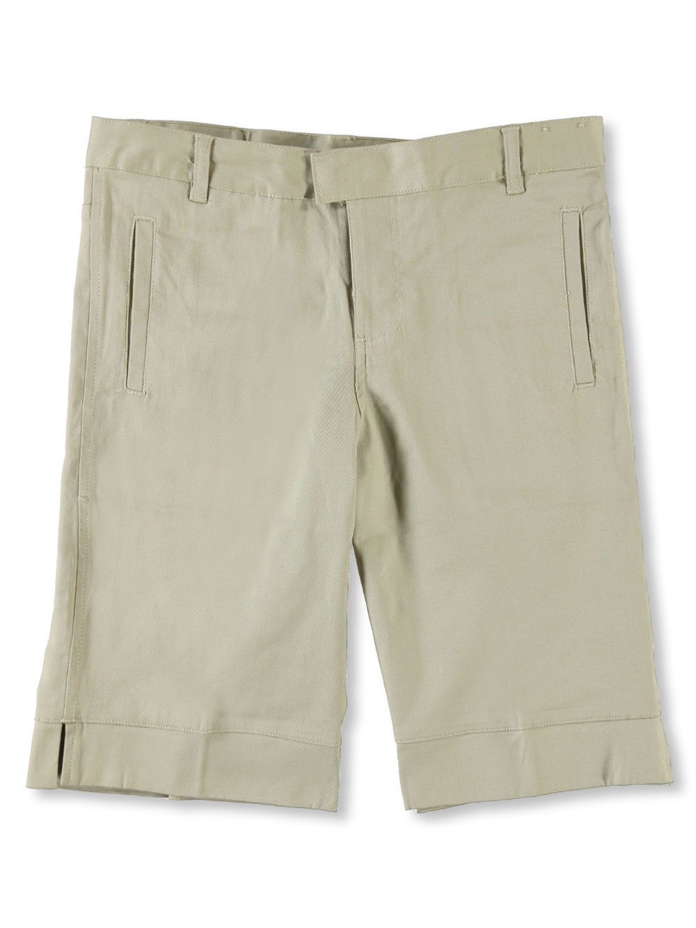 Pleaser At School by French Toast French Toast Big Girls' Below the Knee Bermuda Short (Sizes 7 - 16)