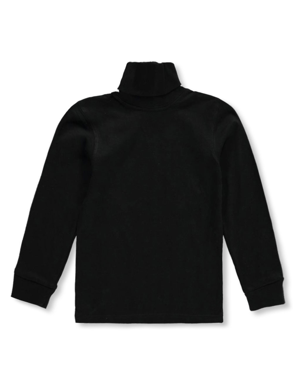 Image of French Toast Little Boys Toddler Basic Turtleneck Sizes 2T  4T  black 2t