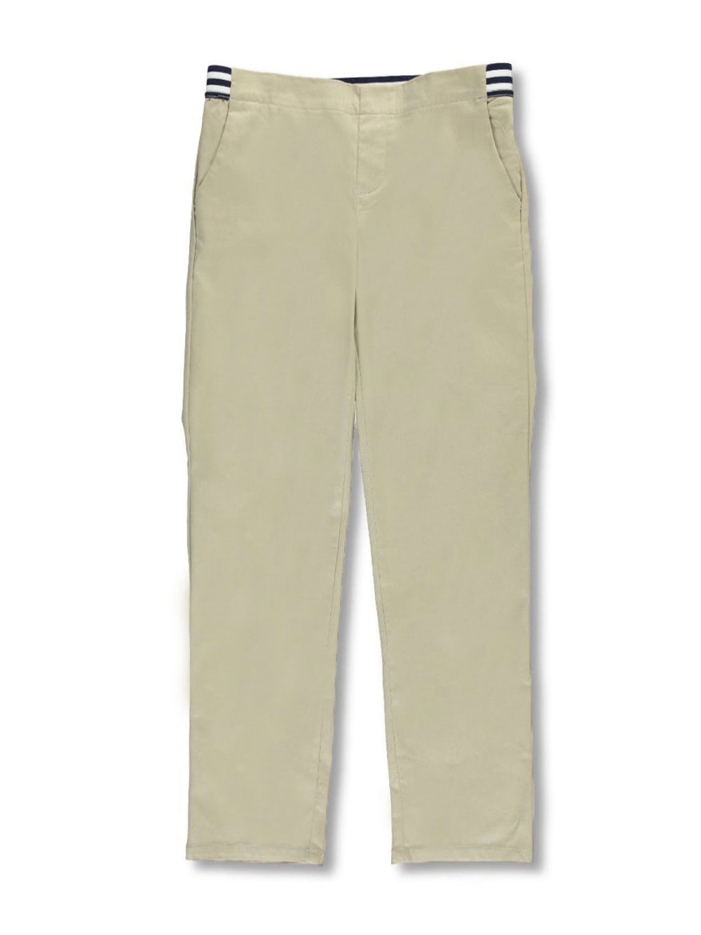 Girls Uniform Pants Junior Khaki Cotton Blend French Toast School Uniform,/&20