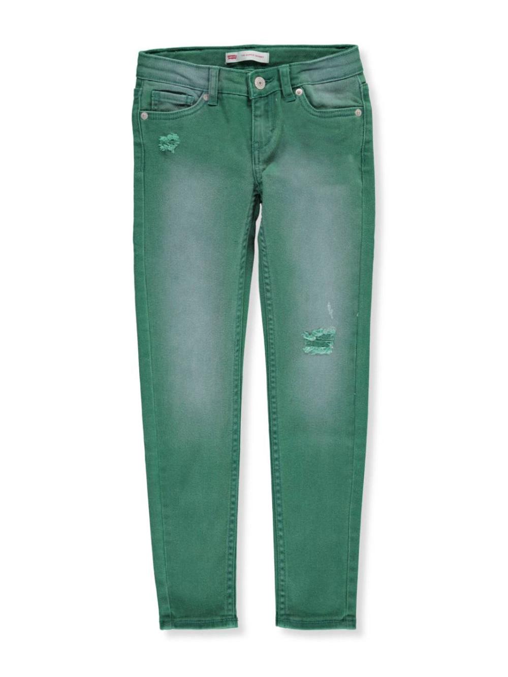da9e5e2b729 Levi s Big Girls  710 Super Skinny Jeans (Sizes 7 – 16)