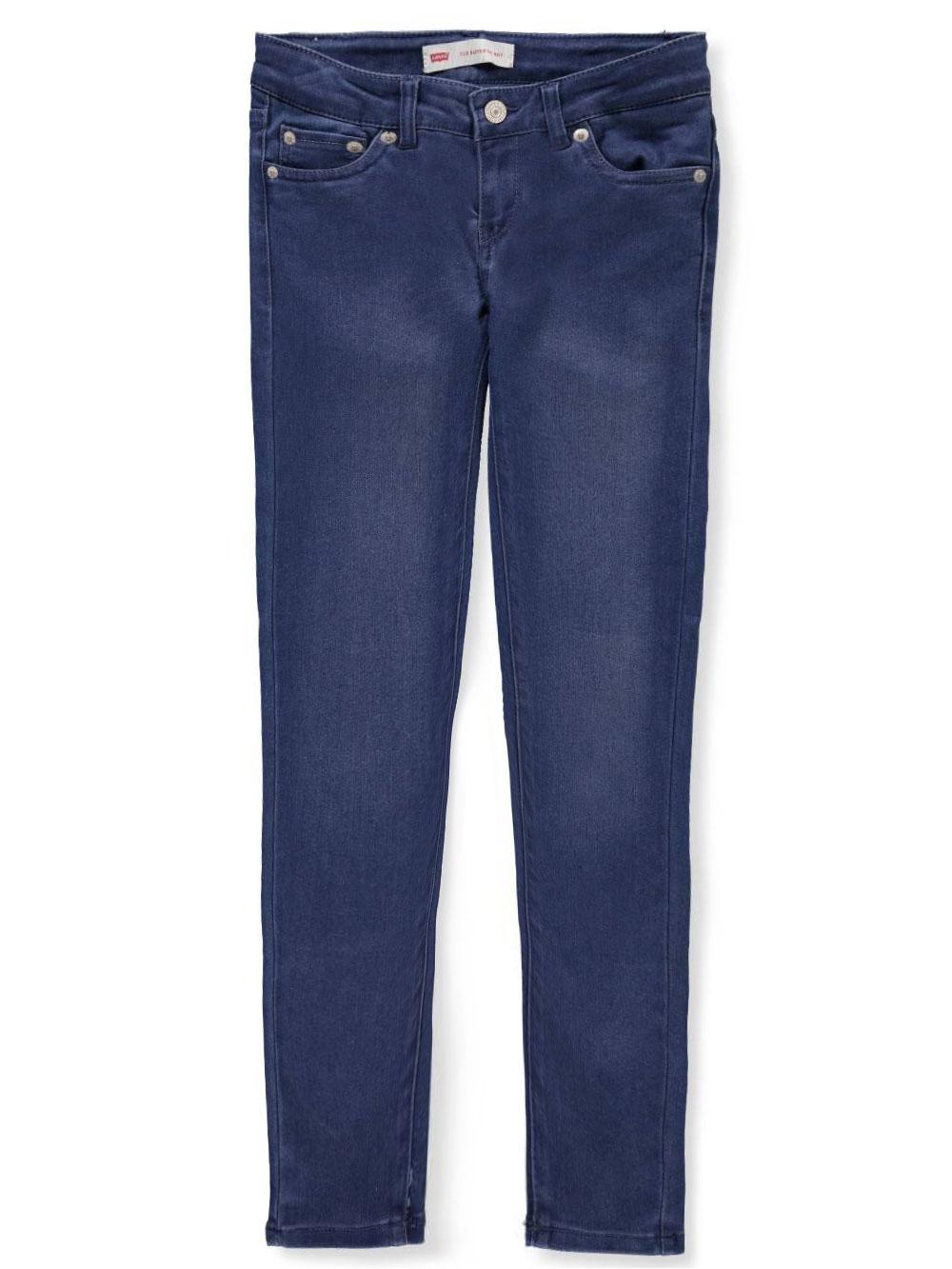 bd9b73e73c1 Levi s Girls  710 Super Skinny Jeans
