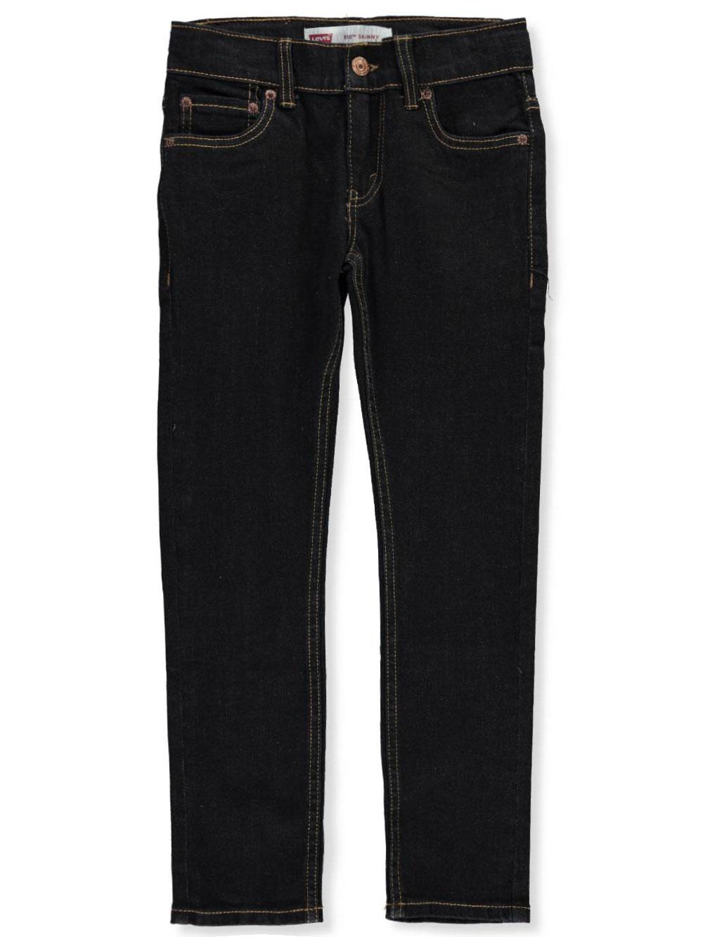 037d6eb58 Levi's Boys' 510 Skinny Jeans