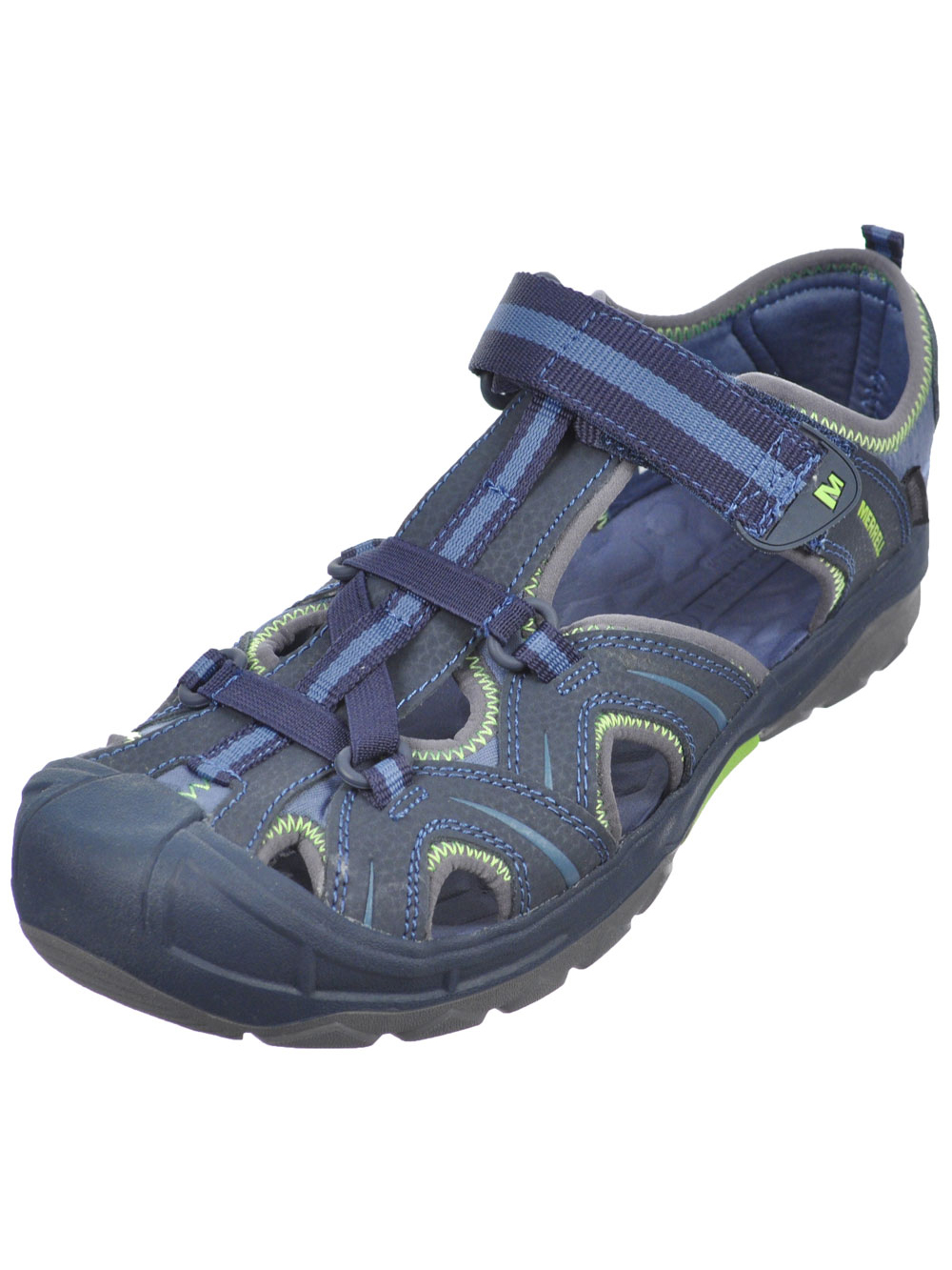 """8887a55f2487 Merrell Boys """"Hydro Hiker"""" Sandals (Youth Sizes 4 – 7)"""