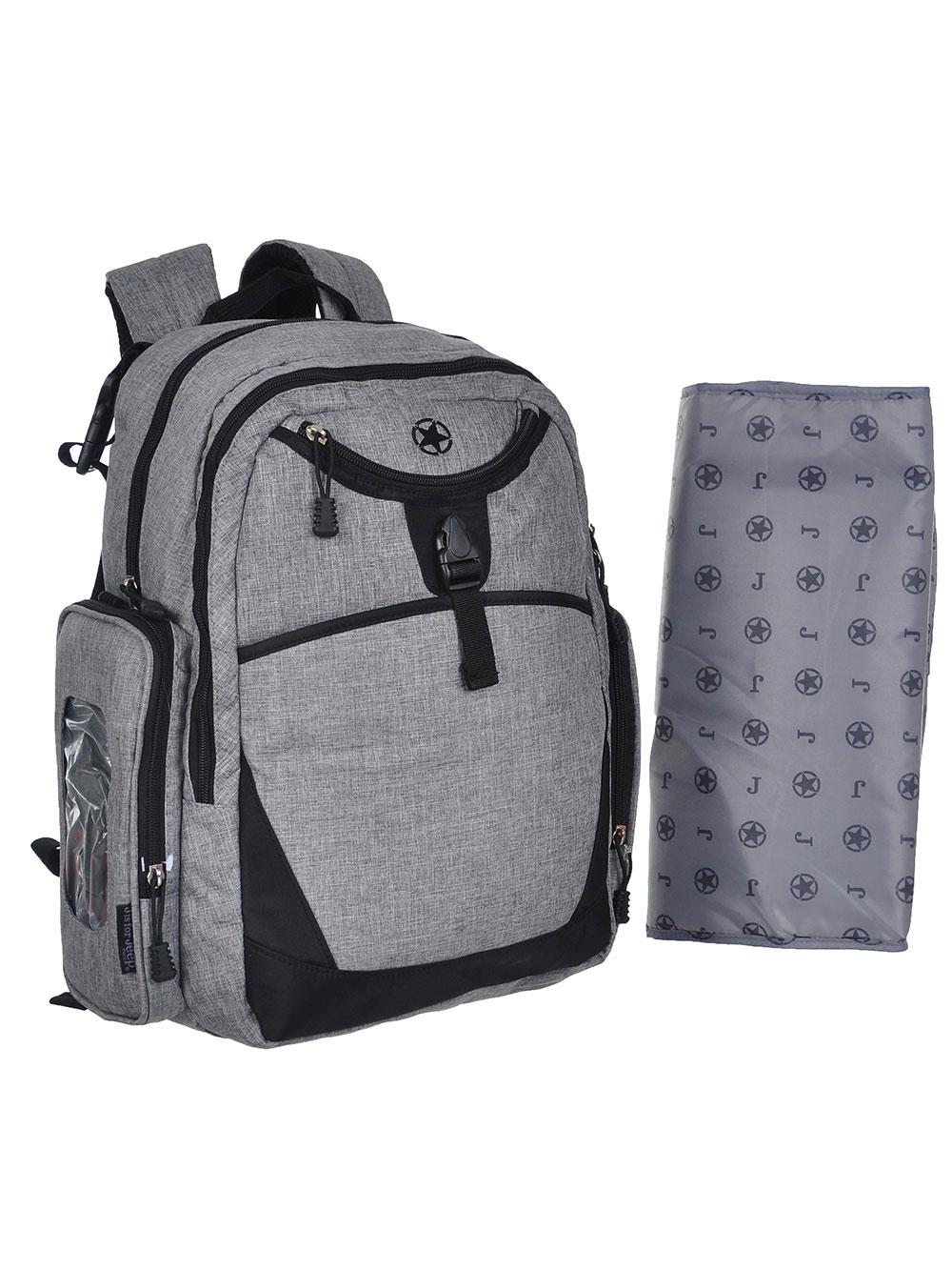 6b7c5190ca Jeep Backpack Diaper Bag