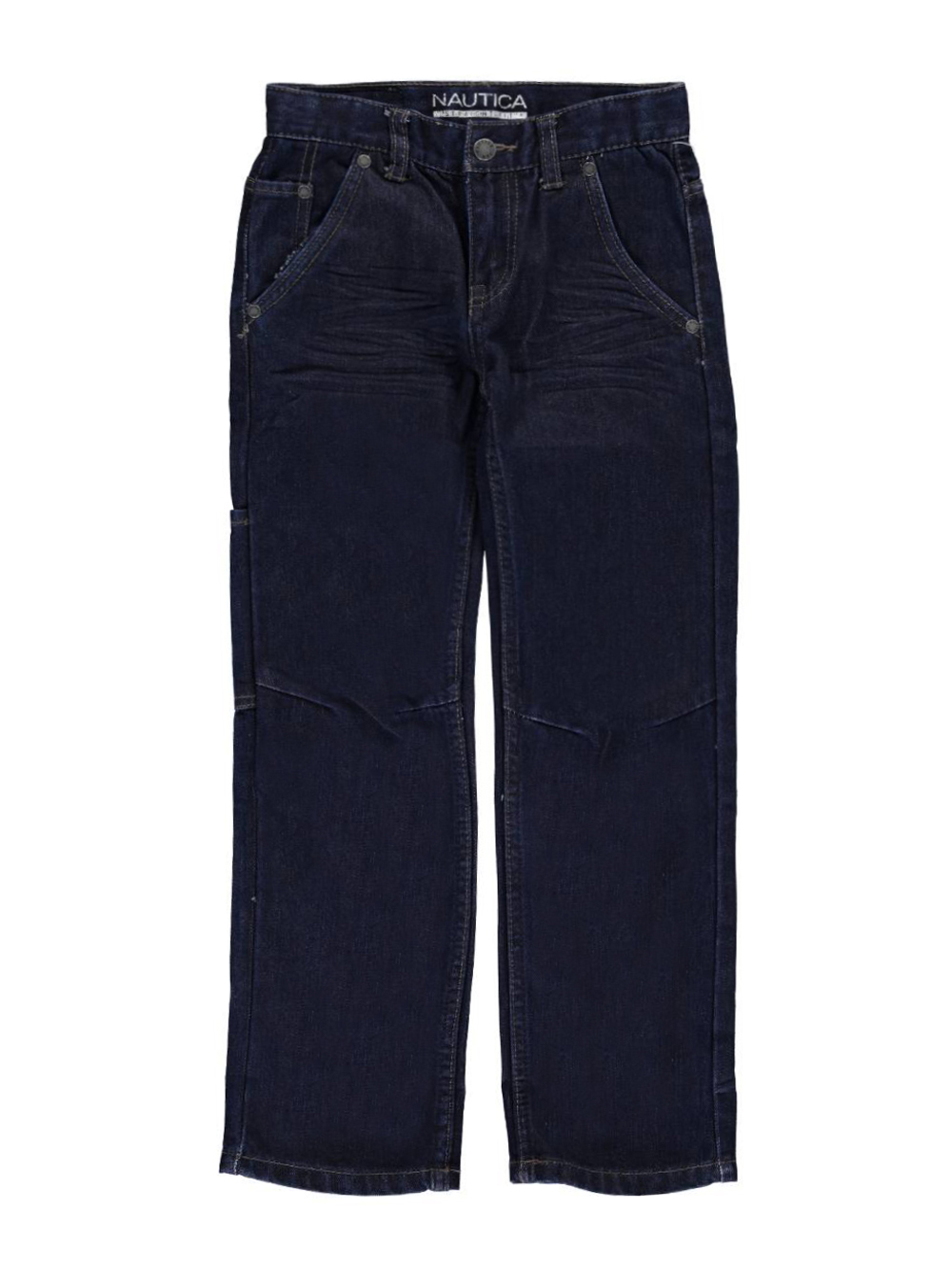 Image of Nautica Little Boys McGuinness Straight Fit Jeans Sizes 4  7