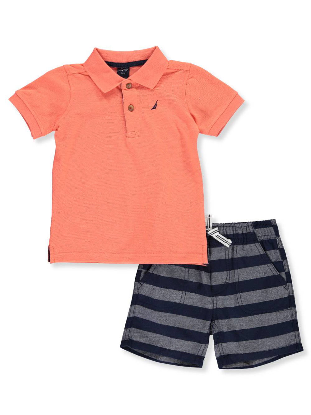 63f6a01e2ca5f Baby Boys  2-Piece Shorts Set Outfit by Nautica from Cookie s Kids