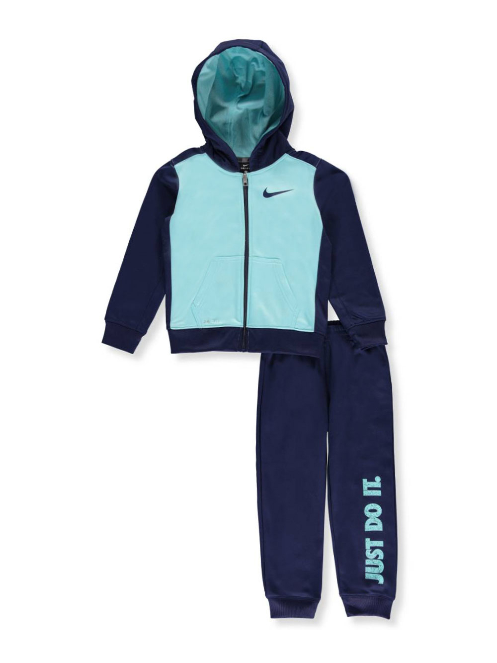 4b1fad8fb Nike Little Boys' Toddler Therma Dri-Fit 2-Piece Tracksuit (Sizes 2T - 4T)